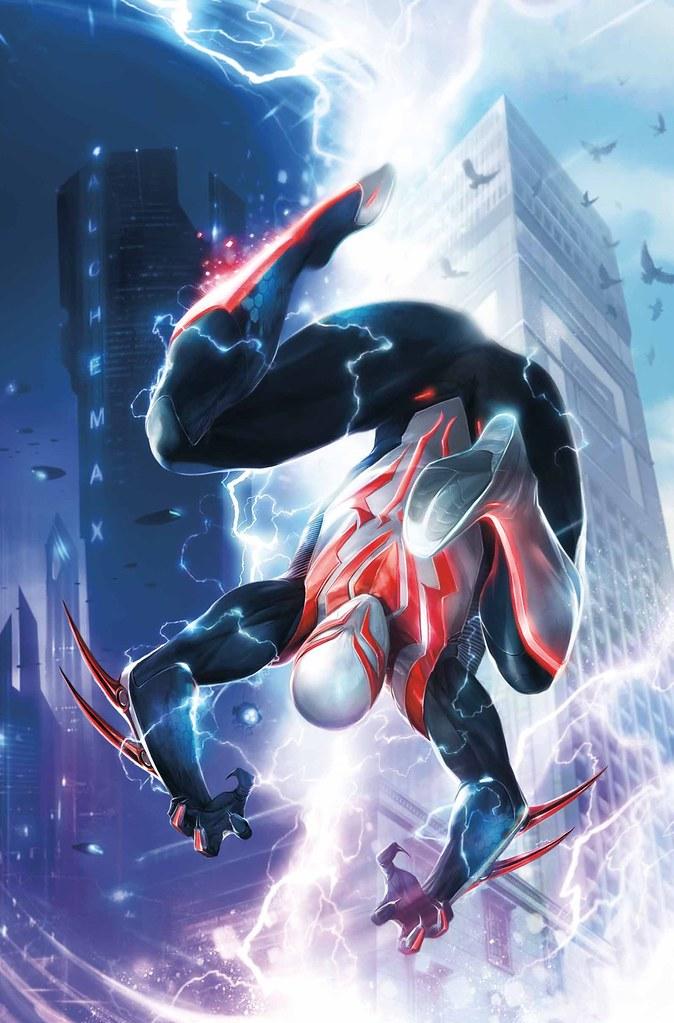 PS4 《漫威蜘蛛人》全28套酷炫服裝,你知道他們怎麼來的嗎? Marvel's Spider-Man