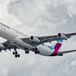 OO-SCW - EuroWings - Airbus A340-300