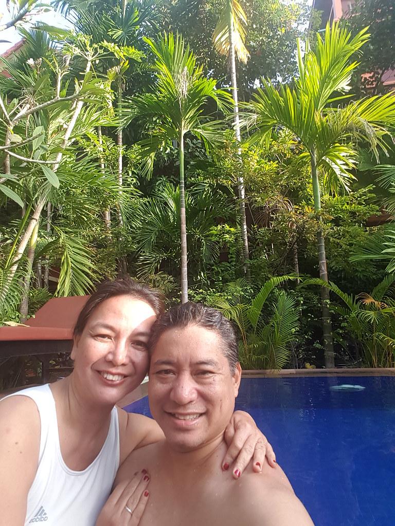 Cambodia Hotel Stay