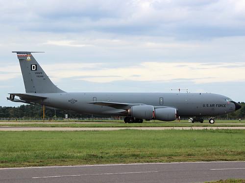 61-0288 KC-135R Mildenhall 15-09-18