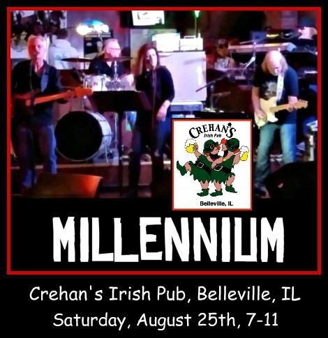 Millennium 8-25-18