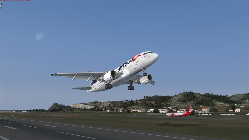 Aerosoft Airbus on FSX Steam Edition | Antony Steele | Flickr