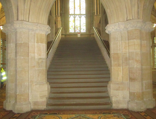 Rochdale Town Hall Staircase