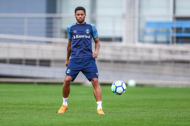 Treino Grêmio 29/08/2018