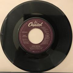 MINNIE RIPERTON:HERE WE GO(RECORD SIDE-A)