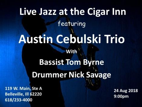 Cigar Inn 8-24-18