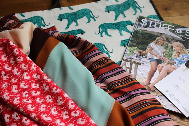 Sewing Weekender 2018 Goodie Bags