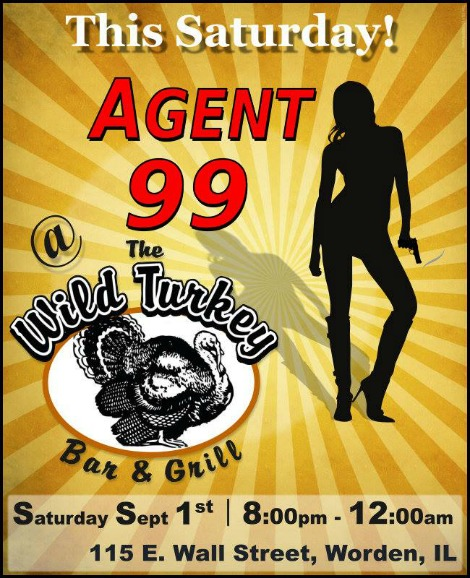 Agent 99 9-1-18