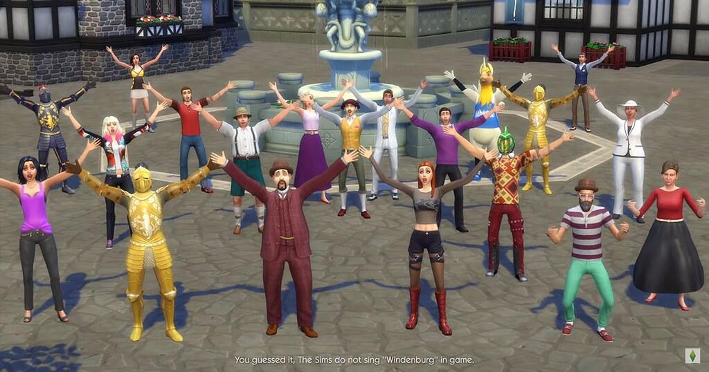 Foto de The Sims 4 Junte-se à Galera Chegando aos Consoles
