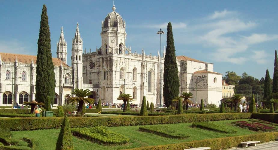 Lissabon, Belém: bezienswaardigheden, Mosteiro dos Jerónimos | Mooistestedentrips.nl