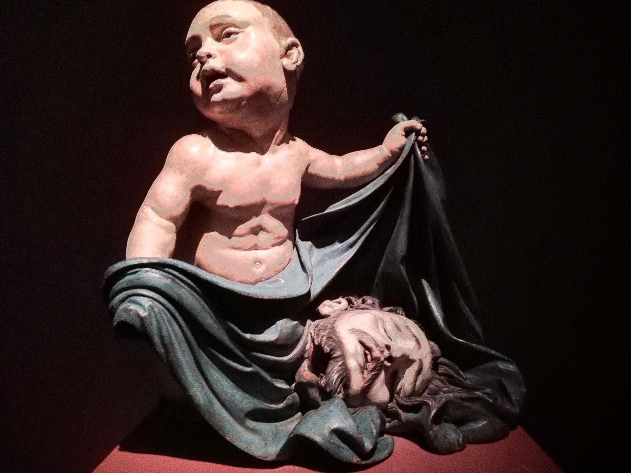 Art at Museo de Belle Artes