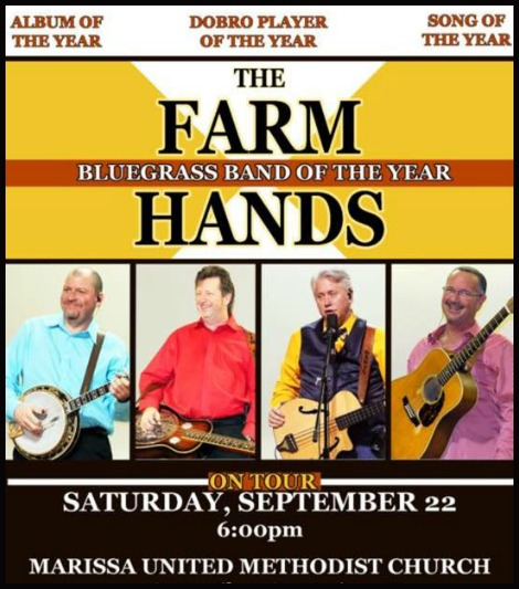 The Farm Hands 9-22-18