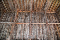 nave roof (15th Century)