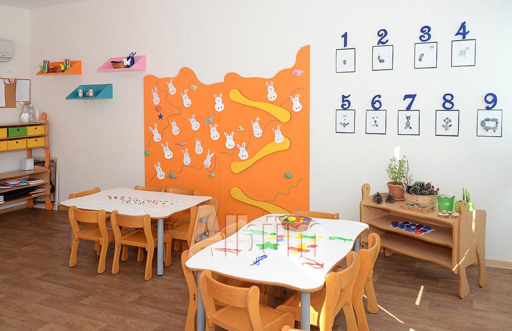 Şeker Portakalı Çocuk Yuvası yeni dönemi cıvıl cıvıl karşılıyor
