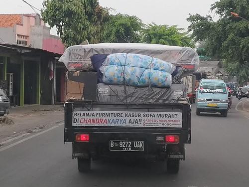 Mobil Angkut Barang Foto Asli