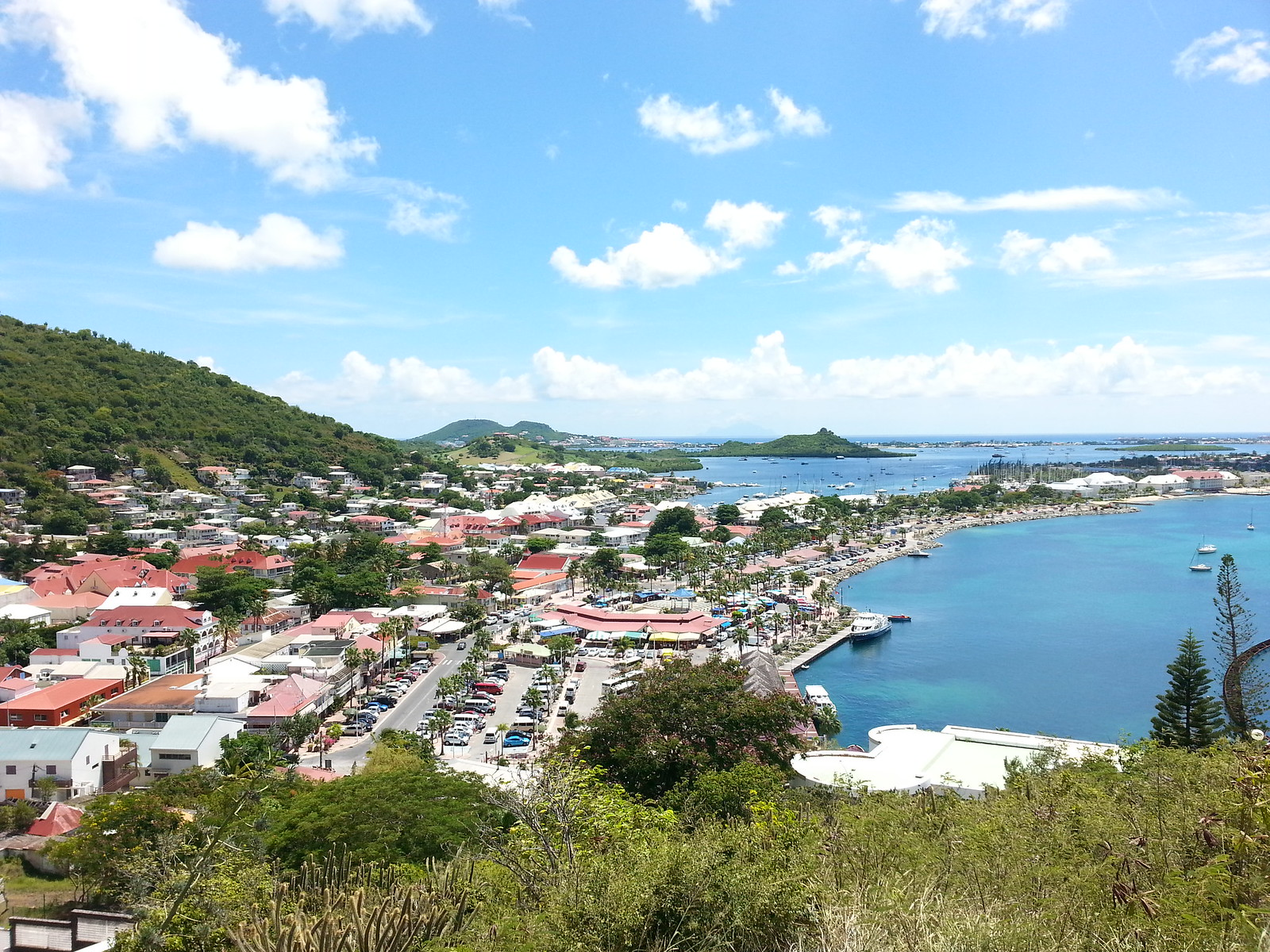 Marigot, St. Martin (French side)