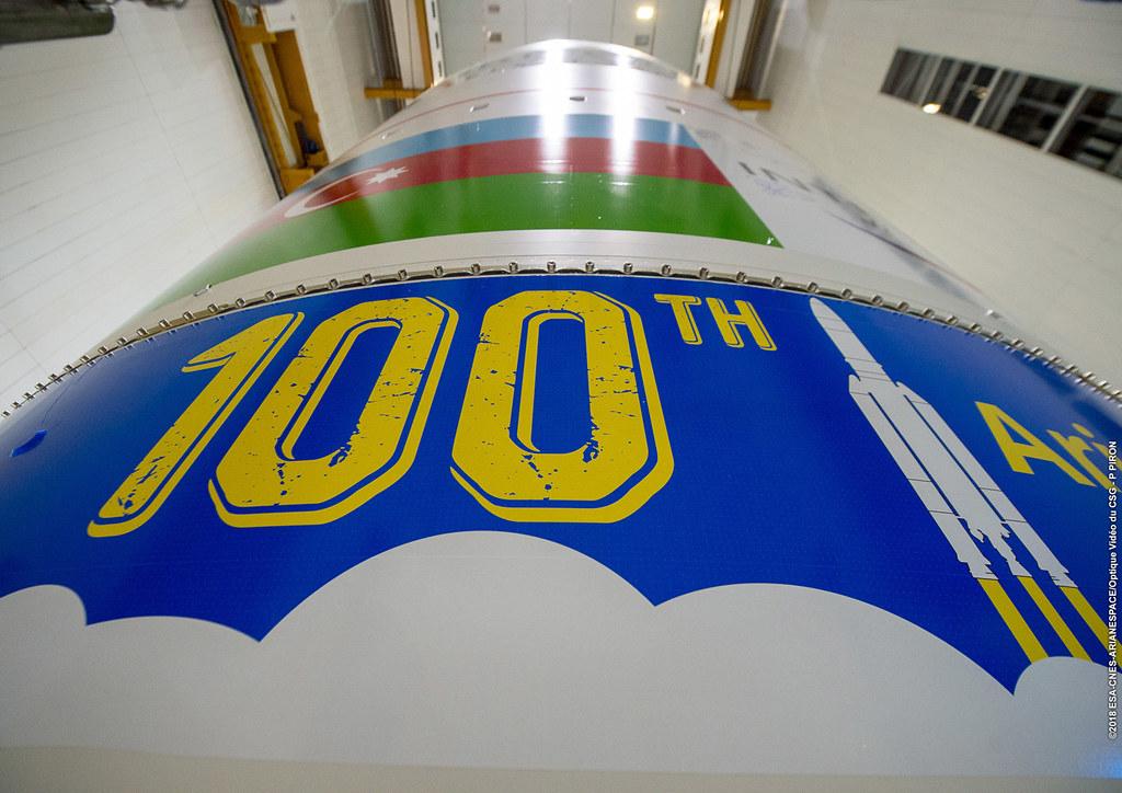 Campagne Ariane 5 - VA243 (100e)
