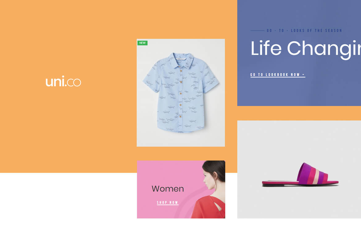 Leo Uni Co Prestashop theme- Unisex Fashion and Accessories Store