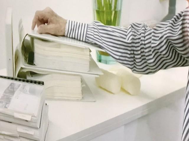Christo's binders