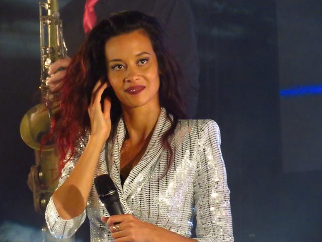 Eva Star ac7 dans ALMERAS MUSIC LIVE 2018