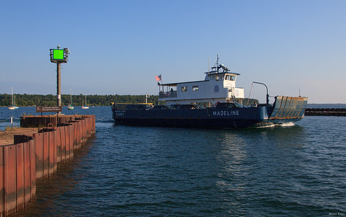 Madeline Departing La Pointe