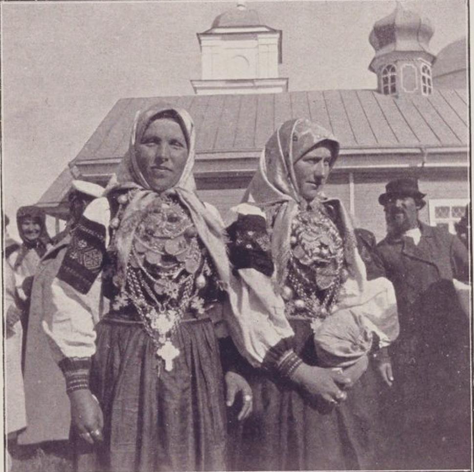 1897. Французский барон Жозеф де Бай путешествует по Европейской России. Часть 2