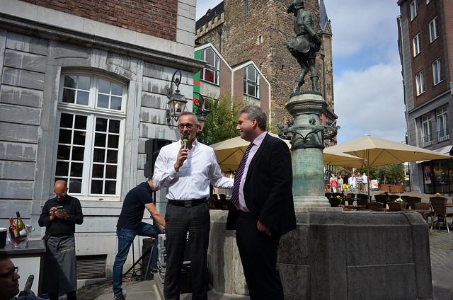 FDP-Sommerfest 2018 in Aachen