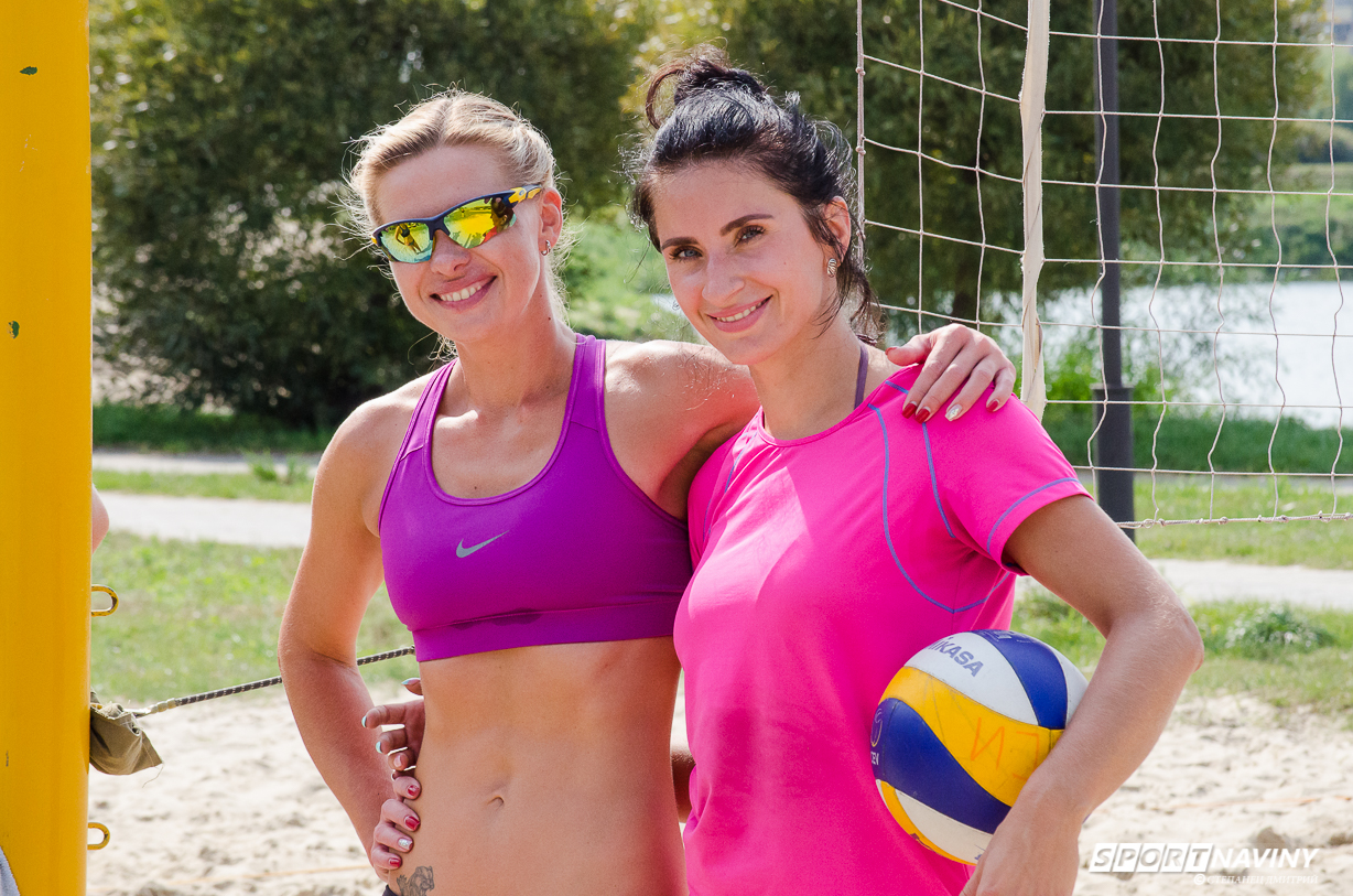 Beach volleyball. The Gomel Championship. Finals. The Gomel Cup. 01/09/2018