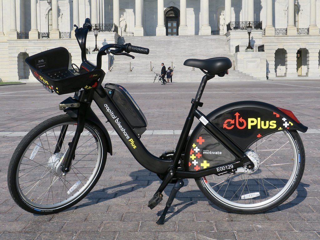 Capital Bikeshare Plus