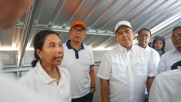 Semen Indonesia Bangun 200 Rumah Tahan Gempa di Lombok Timur