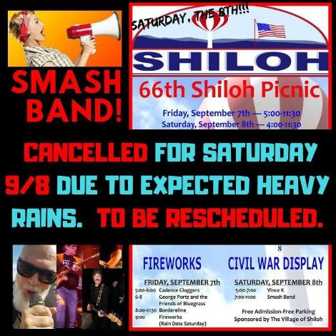 Smash Band 9-8-18