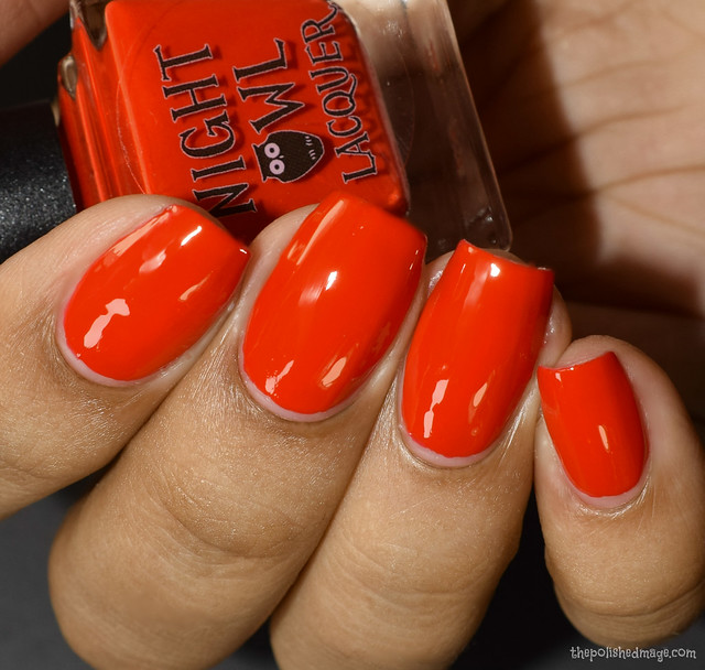 night owl lacquer autumn is calling 3