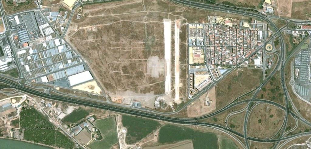 tomares, sevilla, lo mismo es un camposanto, antes, urbanismo, planeamiento, urbano, desastre, urbanístico, construcción