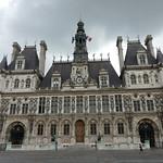 ภาพของ Hôtel de Ville ใกล้ ปารีส. francia france parigi paris municipio cityhall