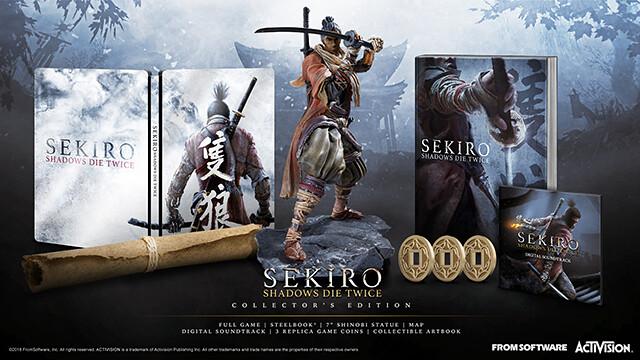 SEKIRO Collector\'s Edition 180911