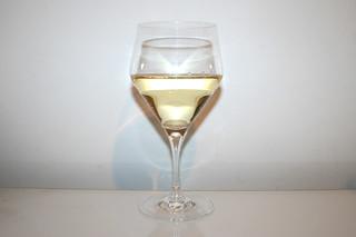 11 - Zutat trockener Weißwein / Ingredient dry white wine