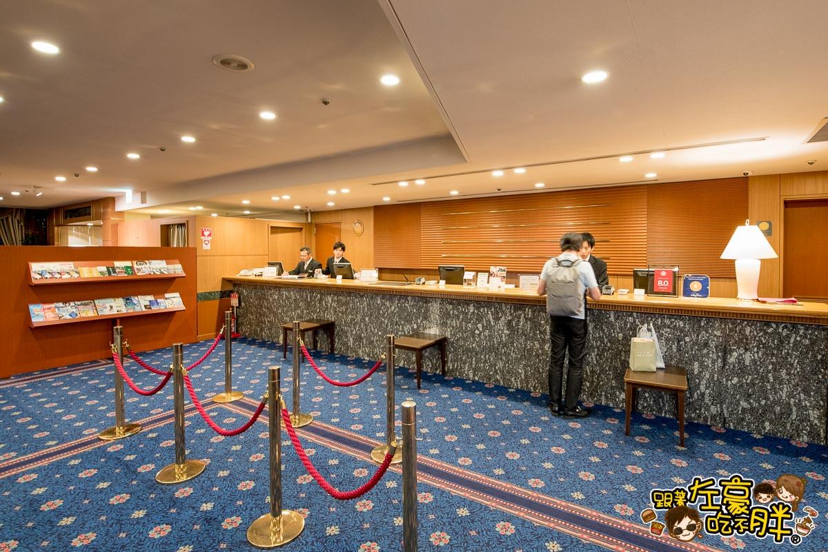 名鐵格蘭飯店(Meitetsu Grand Hotel)--6