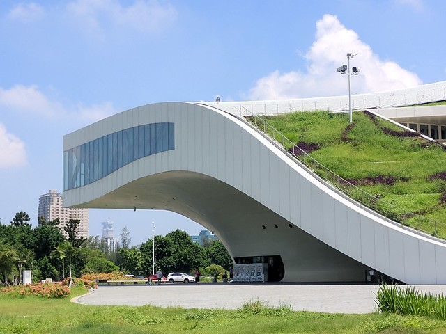 National Kaohsiung Center for the Arts - Weiwuying