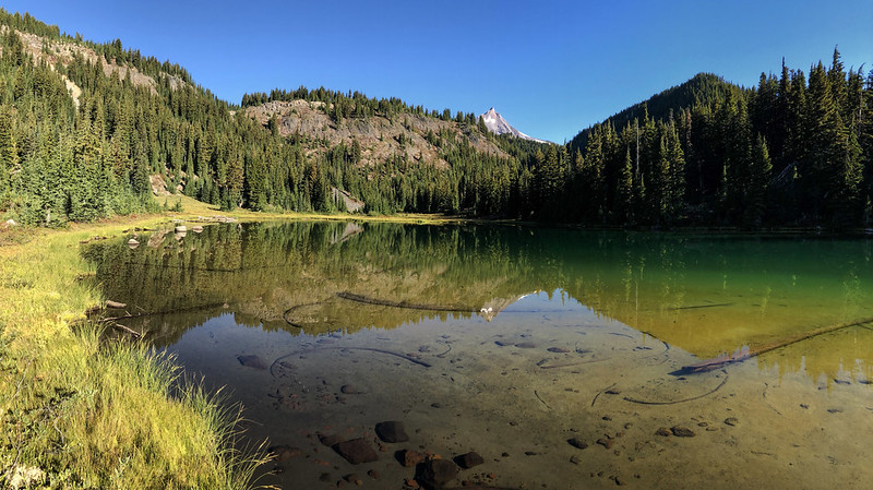 Carl and Table Lakes