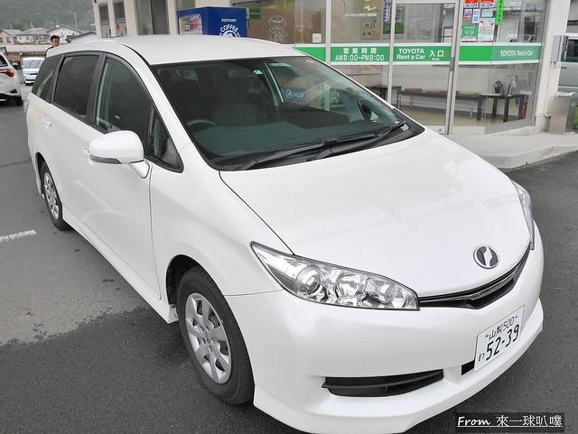 日本租車自駕12