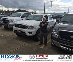 #HappyBirthday to Shelby from Danielle Garcia at Hixson Toyota of Leesville!