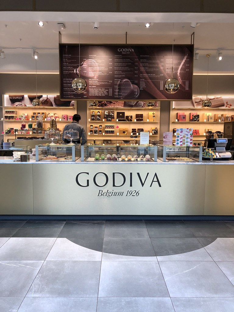 Godiva Shop Sheffield