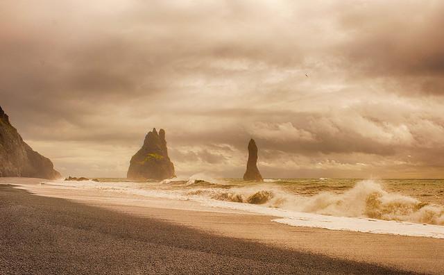 Reynisdrangar, Iceland (Explored), Nikon D810, AF-S Nikkor 35mm f/1.4G