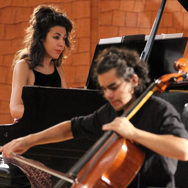 """31 FESTIVAL DE MÚSICA ESPAÑOLA - MIGUEL BRAGA, CELLO & PATRICIA ARAUZO, PIANO - AUDITORIO """"ÁNGEL BARJA"""" CONSERVATORIO DE LEÓN 13.9.18"""