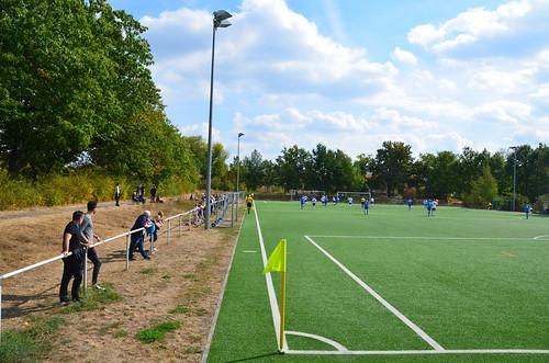 Potsdamer Kickers A 1:2 RSV Eintracht Stahnsdorf A