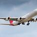 Iberia / A340-600 / EC-JPU