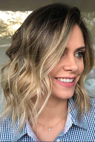 WEAR A LOB HAIRCUT 2019-New Styles Non-Boring For Women 15