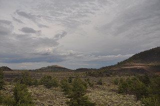 Volcanoes and Plains and Clouds, Oh My!