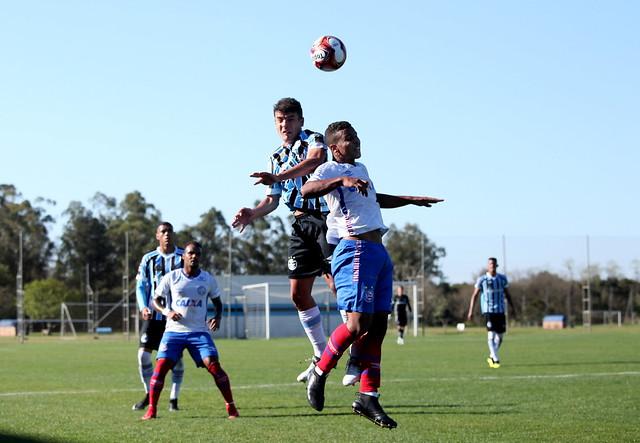 Brasileiro de Aspirantes - Grêmio x Bahia