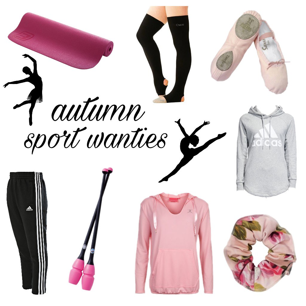 Autumn sport wanties